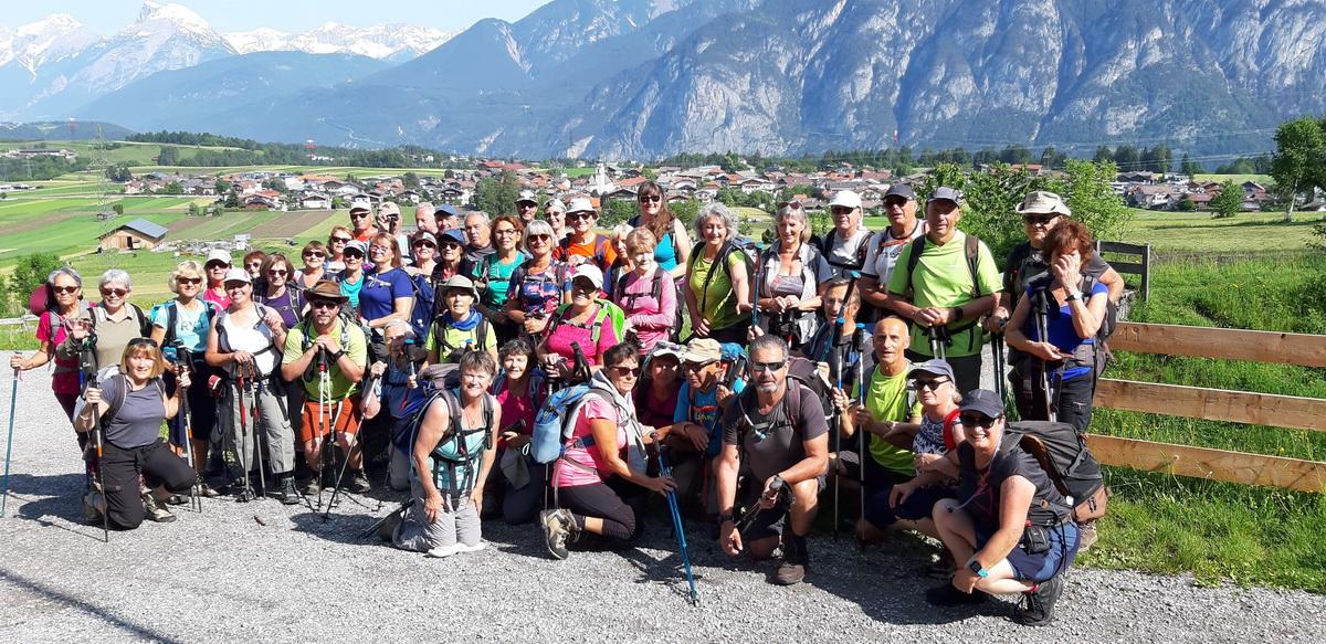 3 au 8 juin - Tyrol