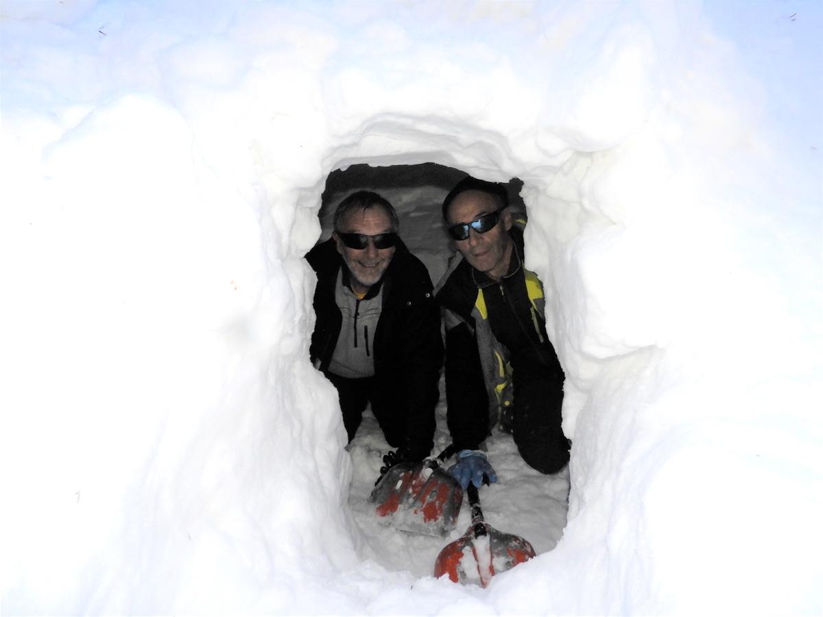 9 au 11 fevrier -Formiguère - séjour igloo