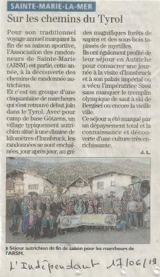 Article indep tyrol 17 06 19